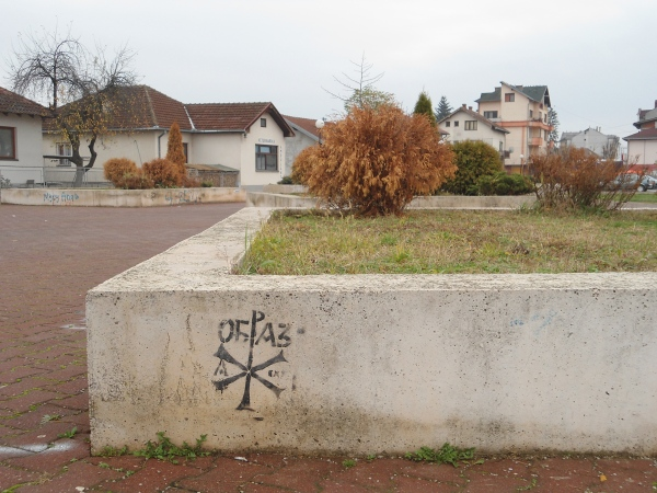 Obraz grafit Bratunac