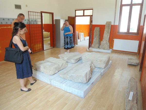 bosnian roman museum