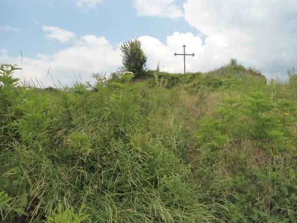 srebrenica cross