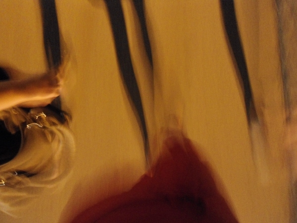 blurry shadows